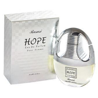 Парфюмерная вода Hope Women 50 мл., Rasasi