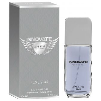 Парфюмерная вода Innovate 80 мл., Luxe Star