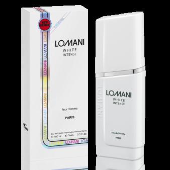 Туалетная вода Lomani White Intense 100 мл., Parour