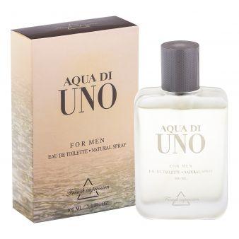 Туалетная вода Aqua Di Uno 100 мл., French Impression