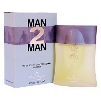 Туалетная вода Man 2 Man 100 мл., French Impression