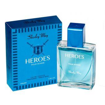 Туалетная вода Heroes 100 мл 100 мл., Shirley May