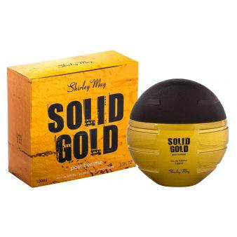 Туалетная вода Solid Gold 100 мл., Shirley May