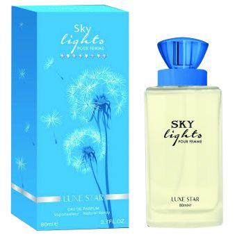 Парфюмерная вода Sky Lights 80 мл., Luxe Star