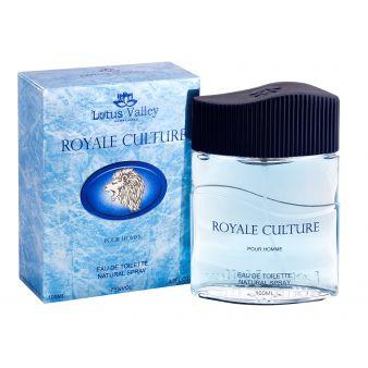 Туалетная вода Royale Culture 100 мл., Lotus Valley