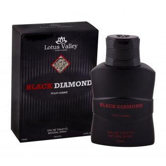 Туалетная вода Black Diamond 100 мл., Lotus Valley