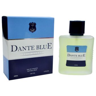 Туалетная вода Dante Blue 100 мл., Lotus Valley