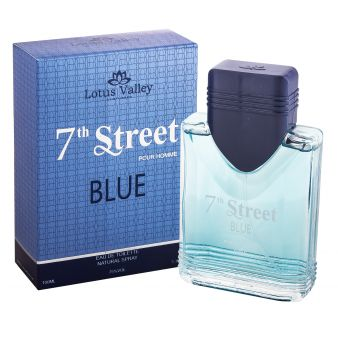 Туалетная вода 7th Street Blue Homme 100 мл., Lotus Valley