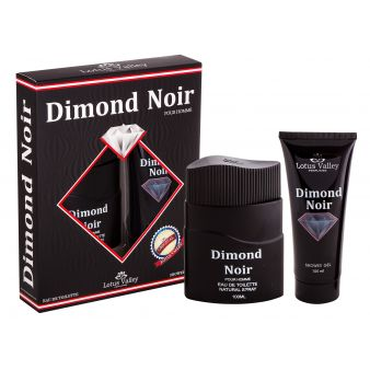 Набор Dimond Noir  мл., Lotus Valley