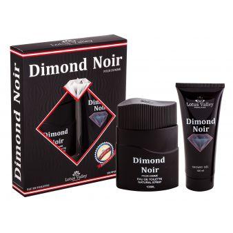 Набор Dimond Noir  мл., Lotus Valley