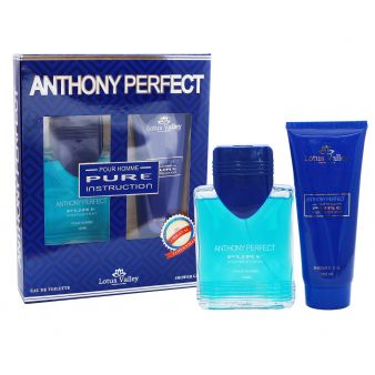 Набор Anthony Perfect Pure Instruction  мл., Lotus Valley