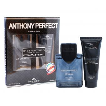 Набор Anthony Perfect Instruction in Dark  мл., Lotus Valley