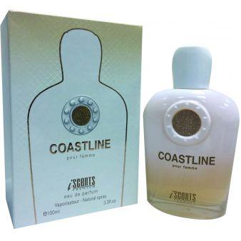 Парфюмерная вода Coastline 100 мл., I Scents