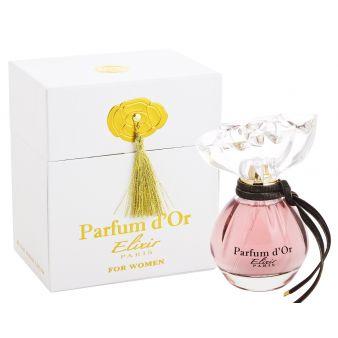 Парфюмерная вода Parfum D'or Elixir 100 мл., Parour