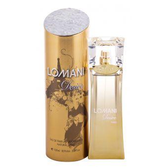 Парфюмерная вода Lomani Desire 100 мл., Parour