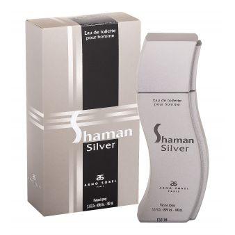 Туалетная вода Shaman Silver 100 мл., Corania Perfumes