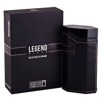Туалетная вода Legend Black 100 мл., Emper