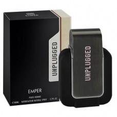 Туалетная вода Unplugged 80 мл., Emper