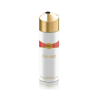 Дезодорант Italiano 175 мл., Prive Parfum