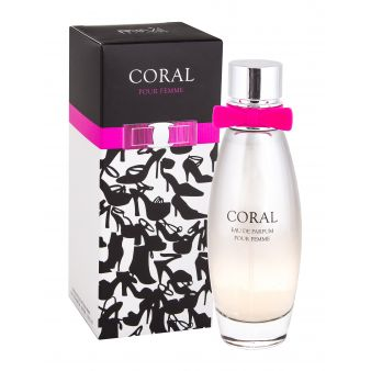 Парфюмерная вода Coral 95 мл., Gama Parfums